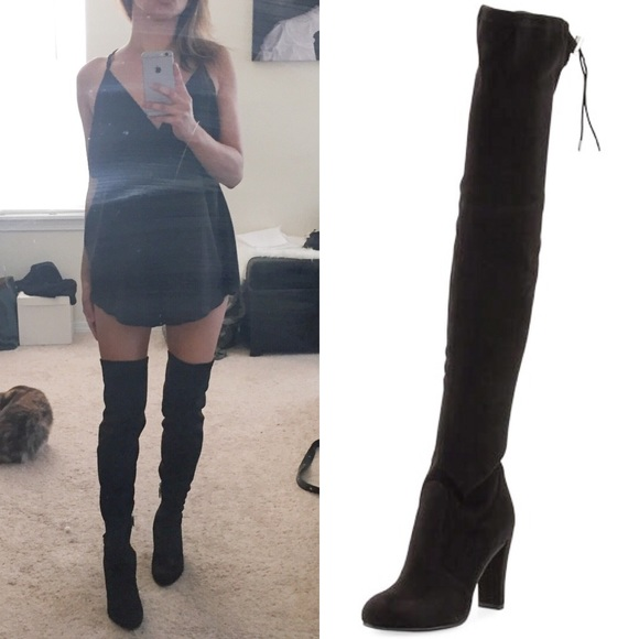 4a61507b1 Sam Edelman Over The Knee Boots. M 5ba2b53704e33dcfbd54bde6